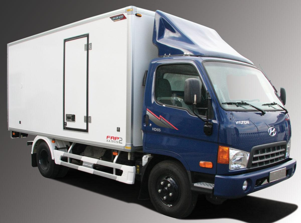 Xe Tải Hyundai 3.5 Tấn